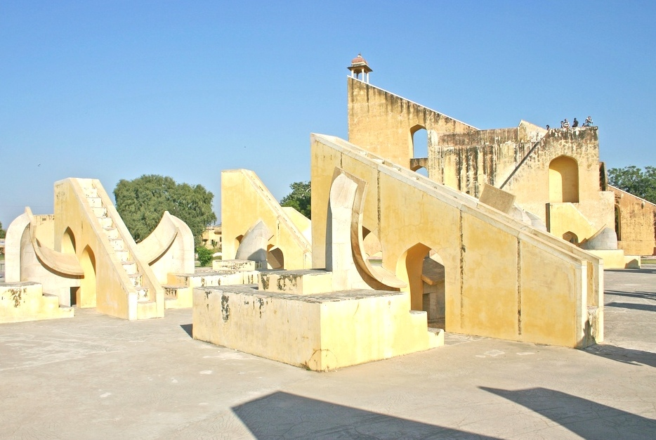 Jantar Mantar  Jaipur A UNESCO World Heritage Site