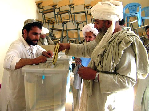 Afghanistan Elections 2014